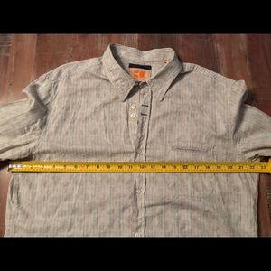 Boss Orange Men Extra Large Long Sleeve Shirt